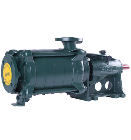 HORIZONTAL CENTRIFUGAL MULTISTAGE PUMPS