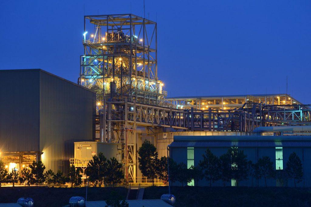 Máy bơm hóa chất công nghiệp