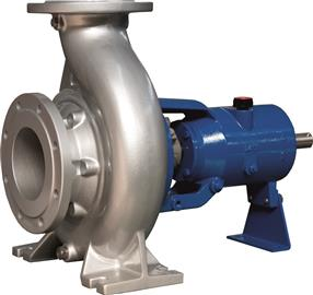 RG Centrifugal pumps with open impeller