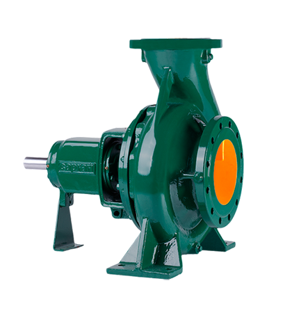 NC Standarized horizontal single stage centrifugal pumps