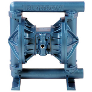 Metallic B25 diaphragm pump