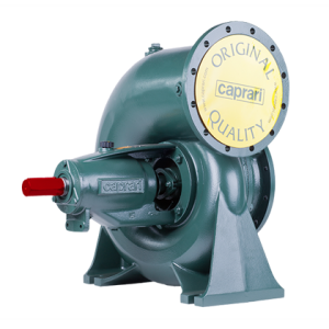 BHR Horizontal single stage centrifugal pumps