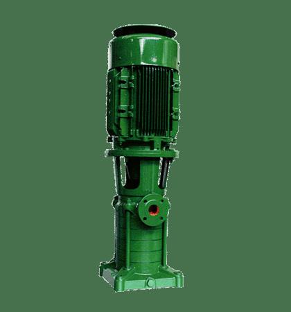 HV Vertical multistage electric pumps