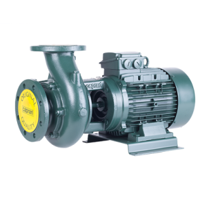 Industrial horizontal centrifugal pumps