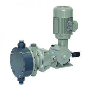 Series SR type B&BR Spring Return Hydraulic Diaphragm Pump