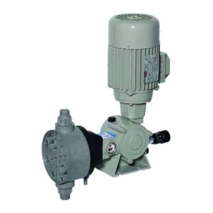 Series SR type D Spring Return Mechanical Diaphragm Pump
