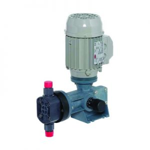 Series SR type FM Spring Return Mechanical Diaphragm Pump