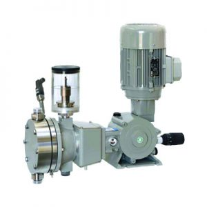 Series SR type SD Spring Return Sandwich Hydraulic Diaphragm Pump