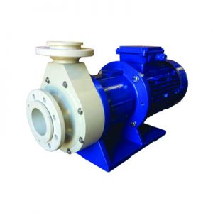 HCM PP / PVDF Thermoplastic mag-drive centrifugal pumps