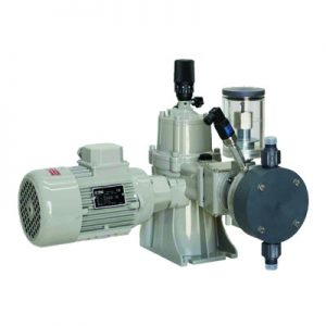 Series PDP type SDI Positive Return Sandwich Hydraulic Diaphragm Pump