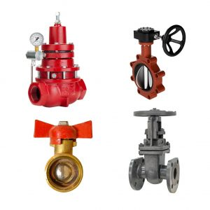 Industrial Valves - Products