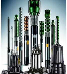 Submersible Pumps - Products