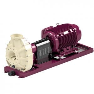 CFG Horizontal fiberglass centrifugal pumps