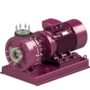 CDM Horizontal centrifugal pump