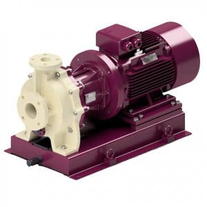 CFM Horizontal centrifugal pump