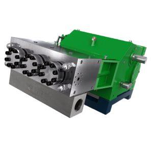 Bơm piston K 40000 - 3G Triplex KAMAT