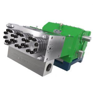 Máy bơm piston K 20000 - 3G Triplex KAMAT