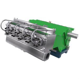 Bơm piston cao áp K 50000 - 5G Quintuplex KAMAT