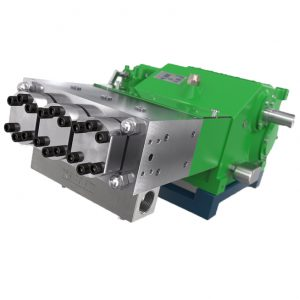 Máy bơm piston K 18000 - 3G Triplex KAMAT