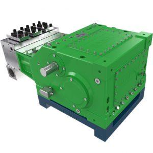 Bơm thủy lực piston K 35000 - 3G KAMAT