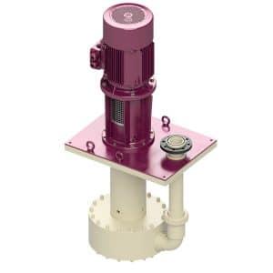 CGV-N centrifugal sump pump