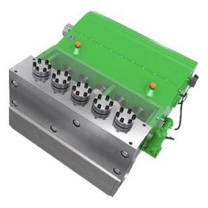 Máy bơm piston cao áp K 120000 - 5G Quintuplex KAMAT
