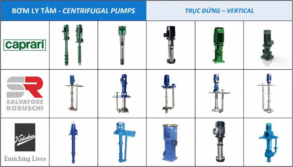 Pumps for the Power & Energy industry