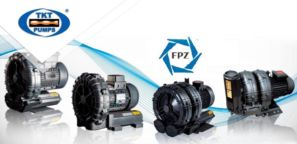 Regenerative Blowers FPZ Thai Khuong Pumps